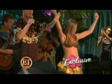 Jennifer Aniston and Nicole Kidman Bikini Hula Video